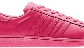 adidas Superstar Bahia Pink/Bahia Pink-Bahia Pink