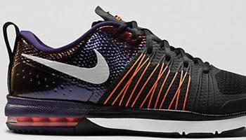 huge selection of 00153 0d910 Nike Air Max Effort Black Metallic Silver-Total Orange-Ink