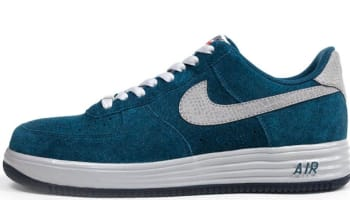save off 69488 a1f70 Nike Lunar Force 1 Reflective Dark Sea/Reflect Silver