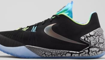 competitive price 91031 f02be Nike Hyperchase AS Black/Silver Ice-Clearwater