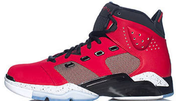Jordan 6-17-23 Gym Red/Black-Pure Platinum-White