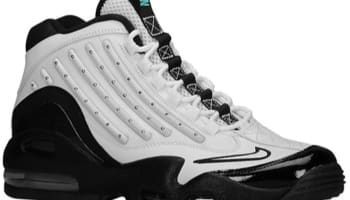 buy popular 4ef53 c8c40 Nike Air Griffey Max II White Black-Hyper Jade