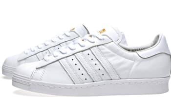 adidas Superstar 80s EF Running White/Metallic Gold