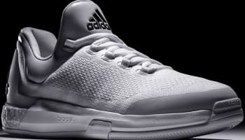 adidas Crazylight Boost 2015 James Harden Triple White