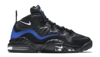 Nike Air Max Sensation Black/Varsity Royal