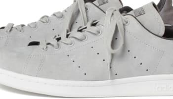 adidas Originals Stan Smith Clear Onix/Clear Onix-Flat White