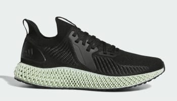 Adidas AlphaEdge 4D Core Black/Core Black-Carbon