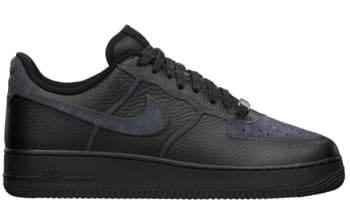hot sale online 7eae9 630a5 Nike Air Force 1 Low Premium Skive Tech VT Black Black