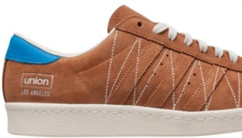 adidas Consortium Superstar Brown/White-Blue