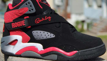 Ewing Athletics Ewing Rogue Black/Red-Pewter