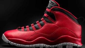 Air Jordan 10 Retro Gym Red/Black-Wolf Grey