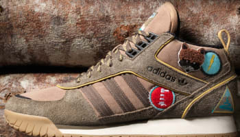 Extra Butter x adidas ZX Flux Trail Scout Leader