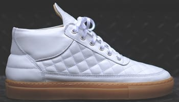 Filling Pieces Quilted RF-Mid White/Gum