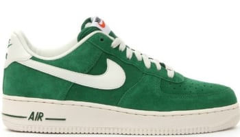 new product 3e031 d4bae Nike Air Force 1 Low Pine Green/Sail