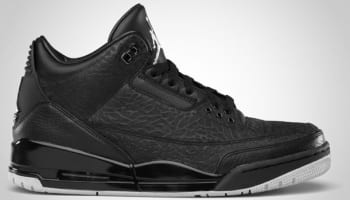 Air Jordan 3 Retro Flip Black
