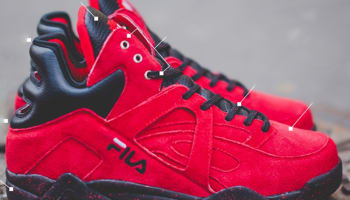Fila The Cage Ribbon Red/Black