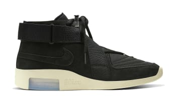 outlet store df823 24397 Nike Air Fear of God Raid Black Black-Fossil