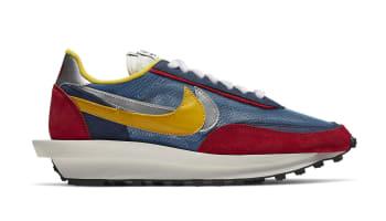 Sacai x Nike LDWaffle Varsity Blue/Del Sol-Varsity Red-Black