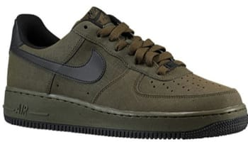 sports shoes d754d 27ced Nike Air Force 1 Low Dark Loden Black