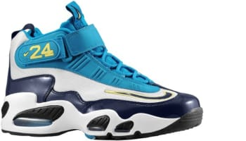 separation shoes bac44 b89ce Nike Air Griffey Max 1 Pure Platinum Midnight Navy-Neo Turq-Black