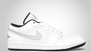 Air Jordan 1 Phat Low White/Anthracite