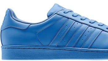 adidas Superstar Lucky Blue/Lucky Blue-Lucky Blue