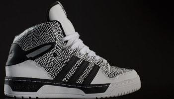 adidas Originals Metro Attitude Running White/Black-Running White