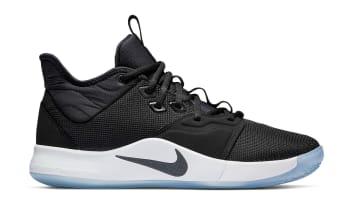 Nike PG 3 Black/White-Laser Fuchsia