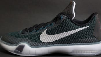 Nike Kobe X Teal/Black-Bright Citrus