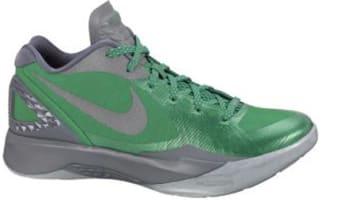 wholesale dealer 04056 aa8ce Nike Zoom Hyperdunk 2011 Low PE Lucky Green/Metallic Clover-Cool Grey