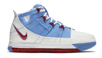 reputable site ec82b 9e47b Nike Zoom LeBron 3 QS