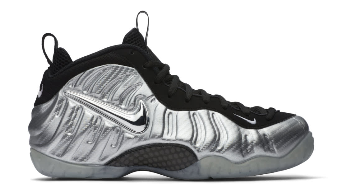 nike air foamposite pro silver surfer nike sole collector