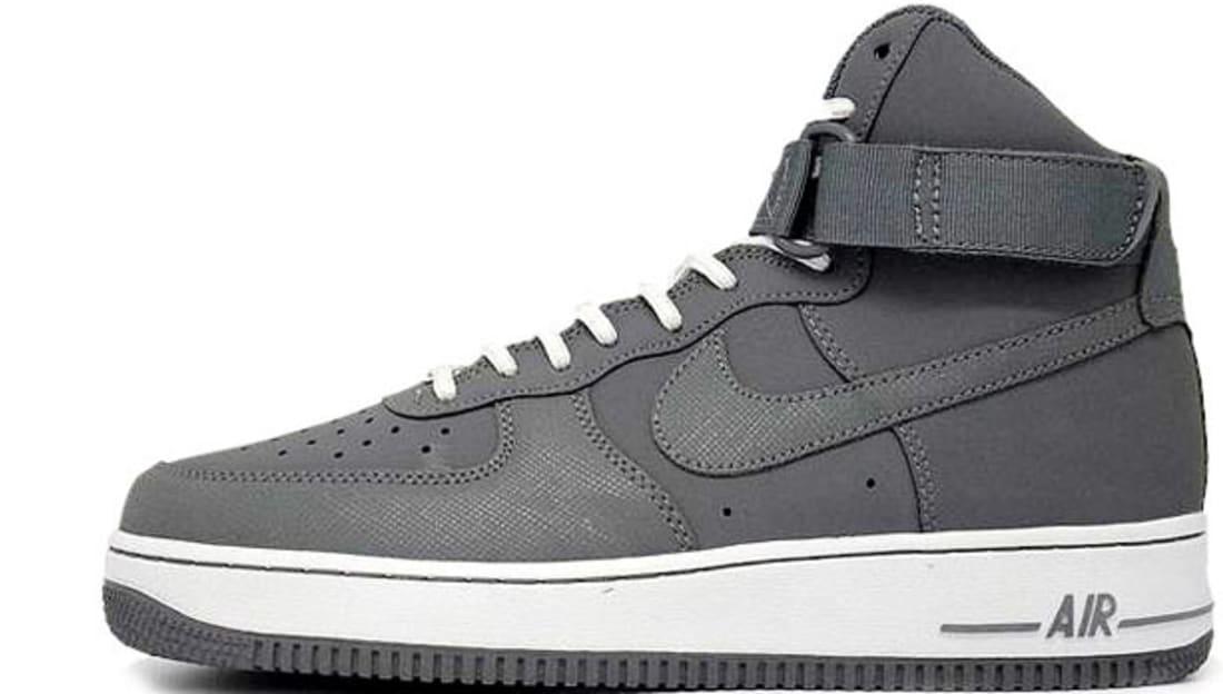 ba9dab7fb85 Nike Air Force 1 High Dark GreyDark Grey Nike Sole Collect . ...