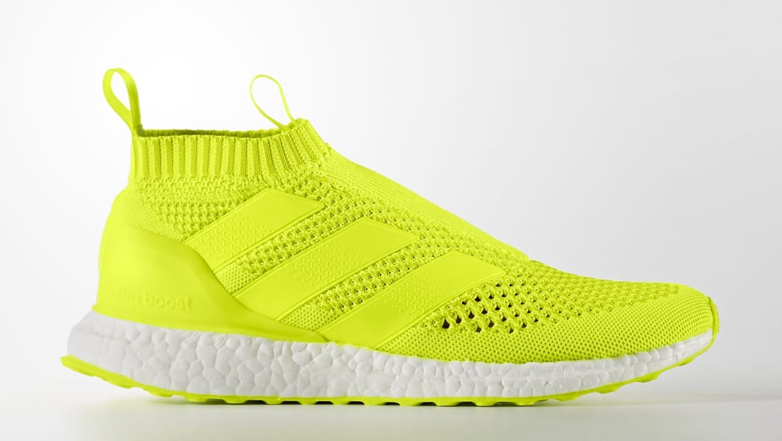 Introducing the adidas Ace 16 Purecontrol Ultra Boost