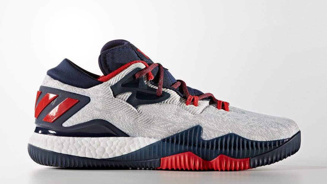 adidas Crazylight Boost 2016 James Harden USA Adidas Sole Collector