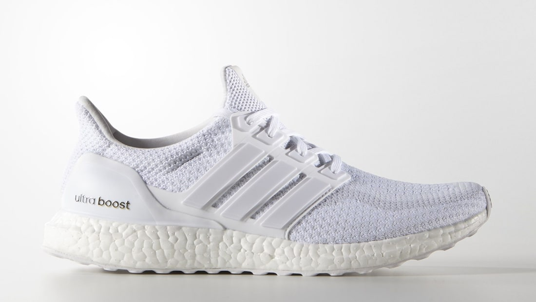 Ultra Boost 2.0 All White