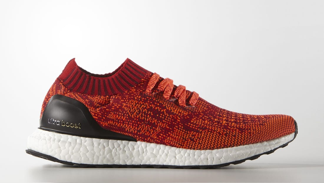 58317d583df77 adidas ultra boost yellow orange christmas