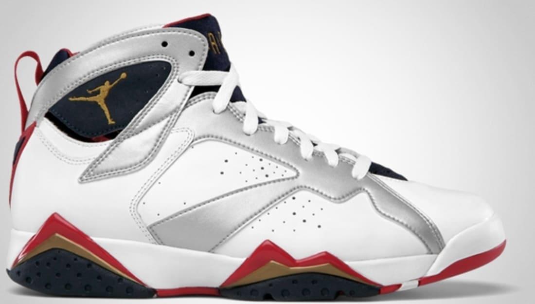 air jordan 7 retro olympic release date