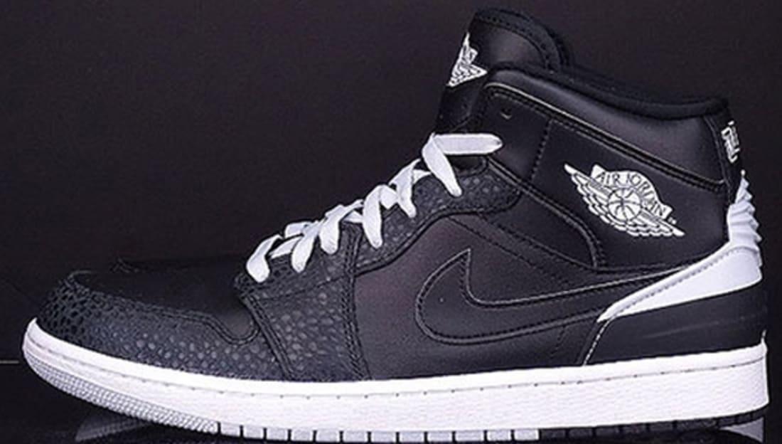 Nike Air Jordan 1 Retro 86 Black/Pure Platinum/White