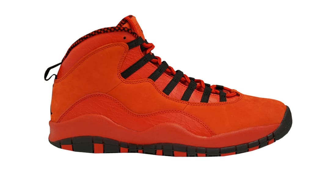 d3d78e3eac2d ... Red AJ9100-625 Air Jordan 10 Retro x Steve Wiebe Jordan Sole Collector  ...