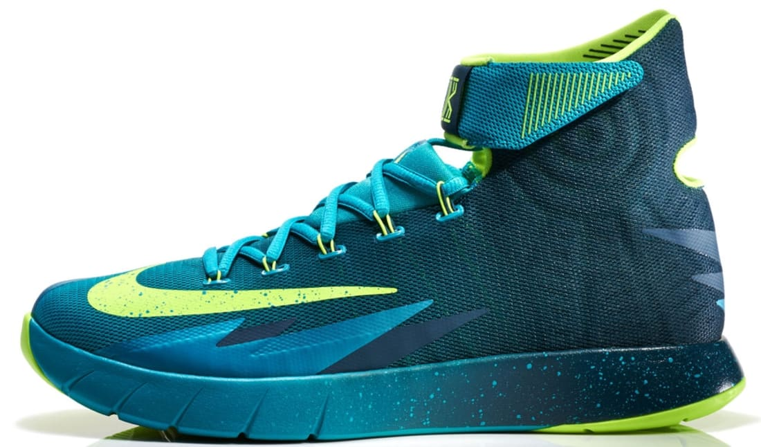 Discount Nike Zoom HyperRev Turbo Green Volt-Nightshade 689604-373