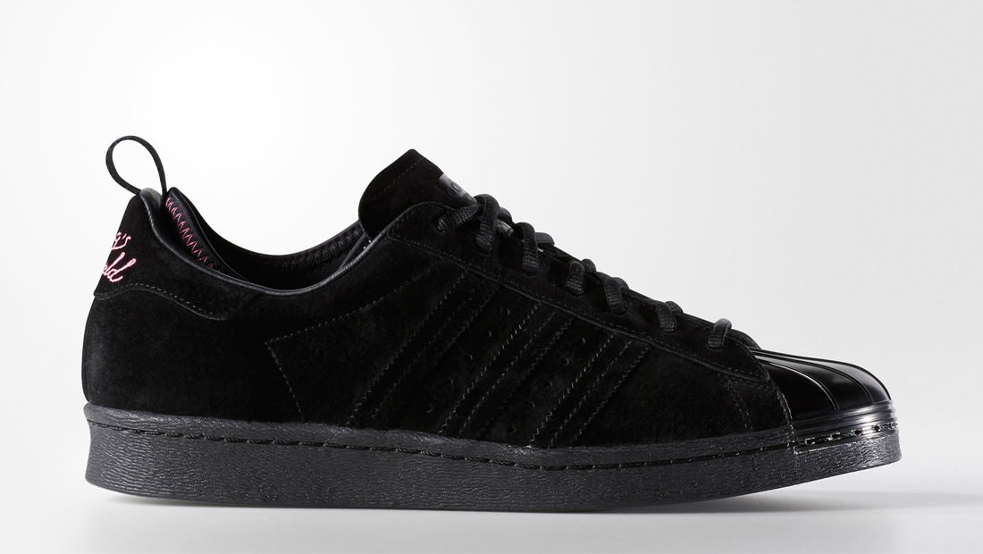 adidas X Pharrell Supercolor Superstar Trainers in Blue Urban