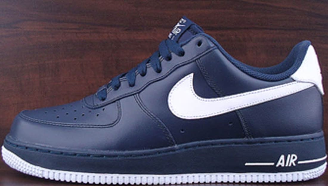 nike air force 1 low obsidian