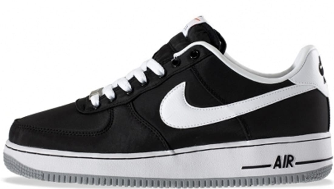 Nike Air Force 1 Low Black White Shoes