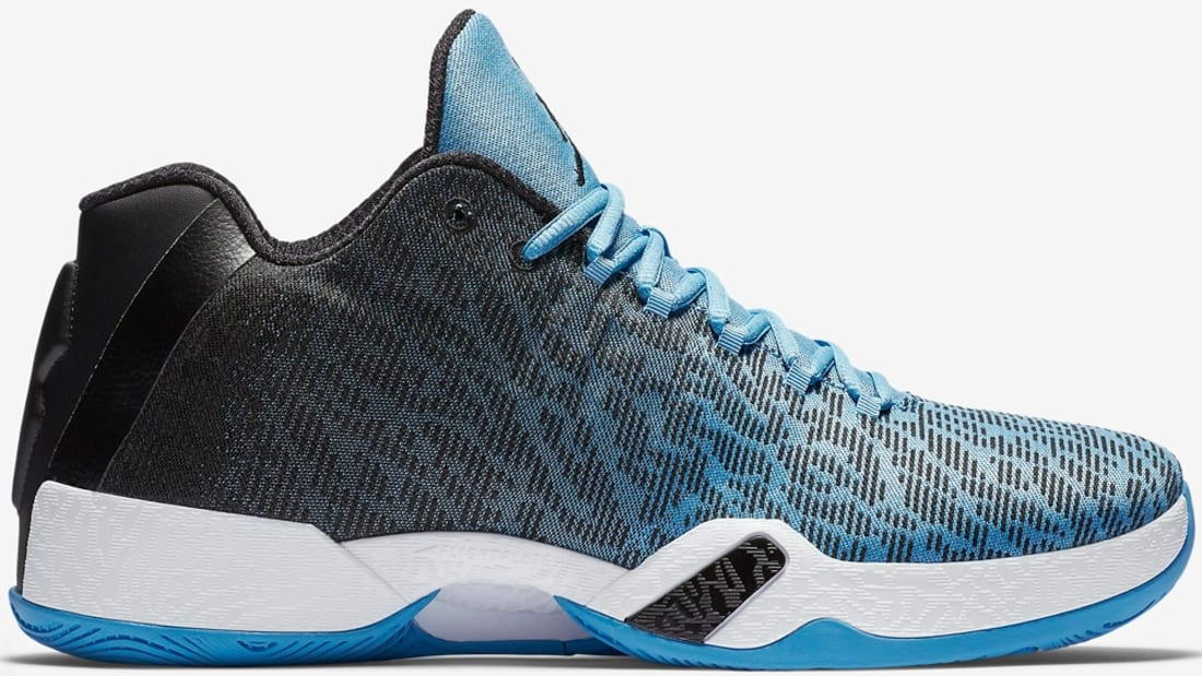 Air Jordan XX9 Low University Blue/White/Black