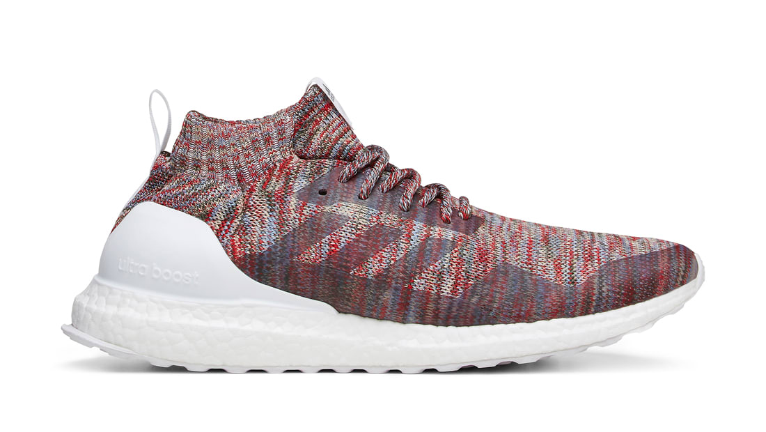 Ronnie Fieg Is Releasing an adidas Ultra Boost Mid — The