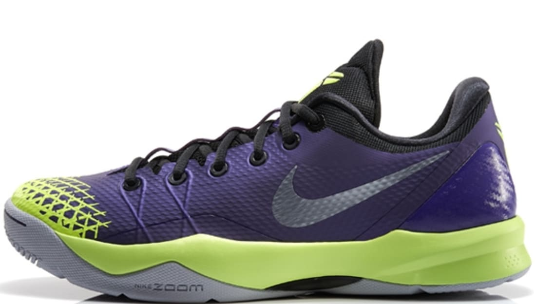 New Arrival Nike Kobe Venomenon 4 Court Purple Wolf Grey Volt