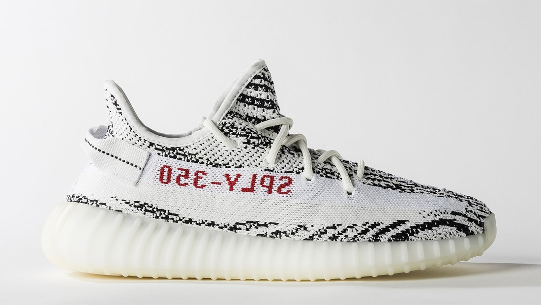 Adidas Yeezy Boost 350 V2 Glow In The Dark Real Boost BB1829 #36