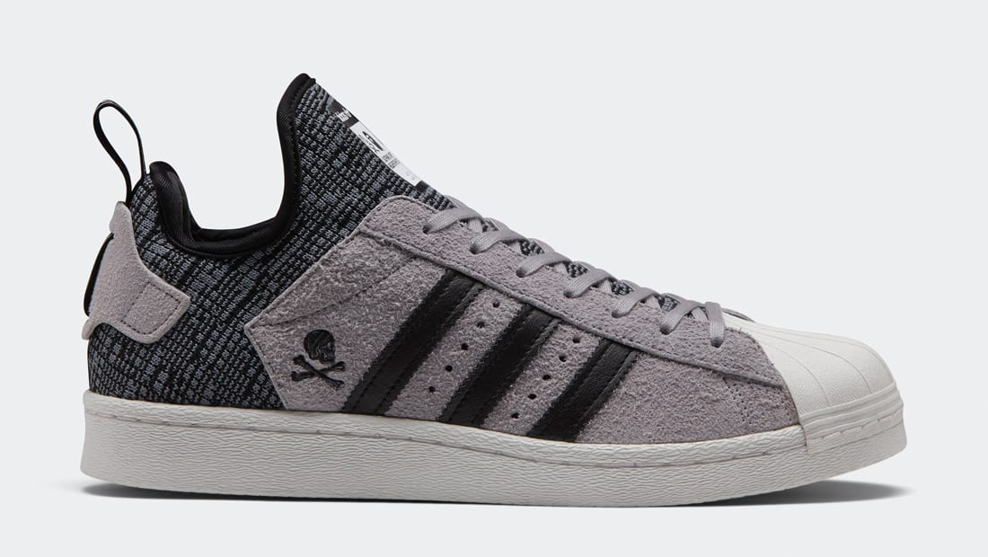 Adidas Consortium x Kasina Superstar 80s (White & Core Black) END.
