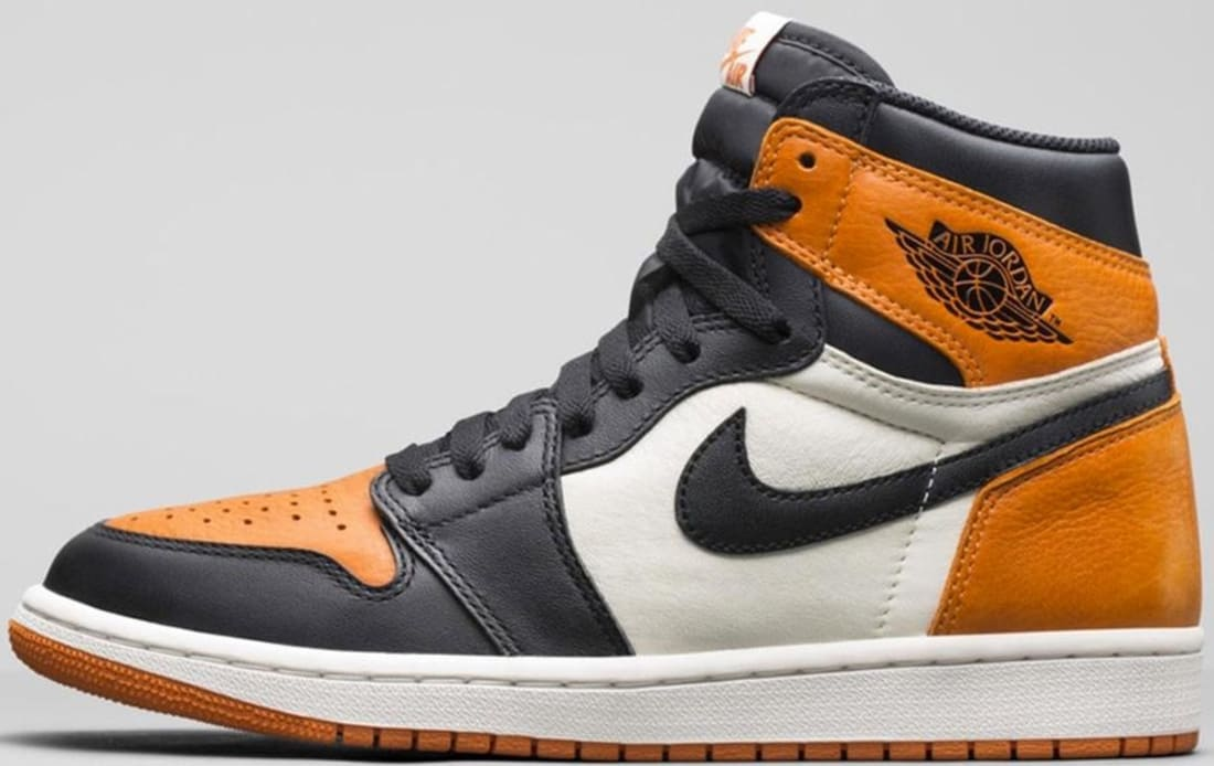 womens air jordan 1 orange